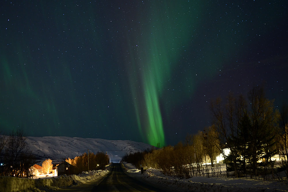 Tromsø & the aurora