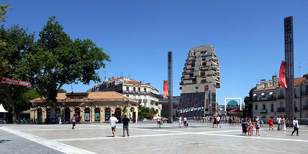 Montpellier (the 1st)