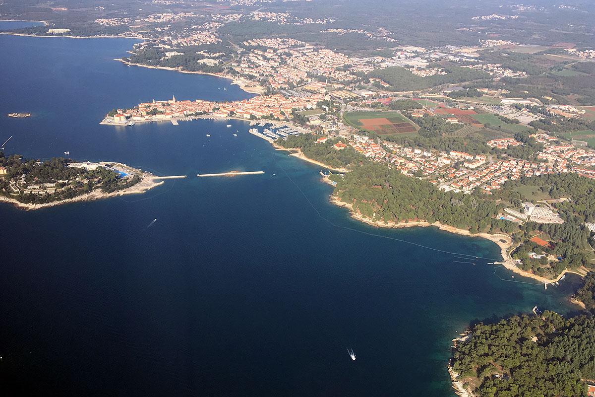 CROATIA – from the air